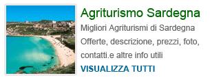 Agriturismi Sardegna Mare