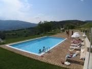 Casale Carocci appartamenti in Umbria